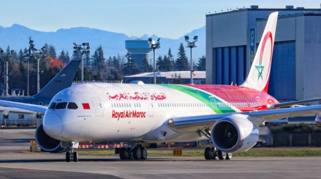Royal Air Maroc Inaugurates Casablanca-Boston Non-Stop Flight