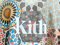 American Brand Kith Releases Moroccan Inspired Zellige Shirts