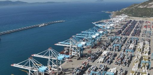 Tanger Med 2 port will contain two container terminals operated by Marsa Maroc and APM Terminals.
