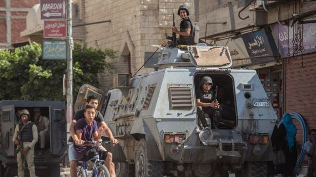 Terror Attacks Kills 7 Egyptian Policemen in North Sinai amid CAN 2019