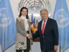 UN Counter-Terrorism Committee Executive Directorate Visits Morocco