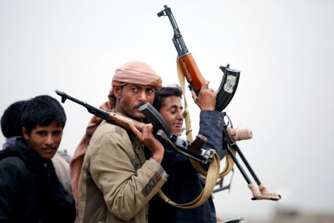Yemen's Houthis Attack Saudi Power Plant