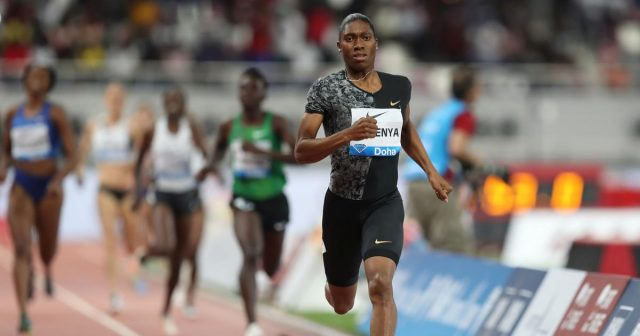 South Africa's Caster Semenya Denied Entry to Race in Morocco
