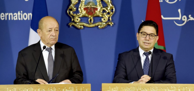 French Government Confirms Le Drian's Visit to Morocco