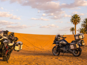 Morocco's First Motorcycle Raid: From Dakhla to Casablanca
