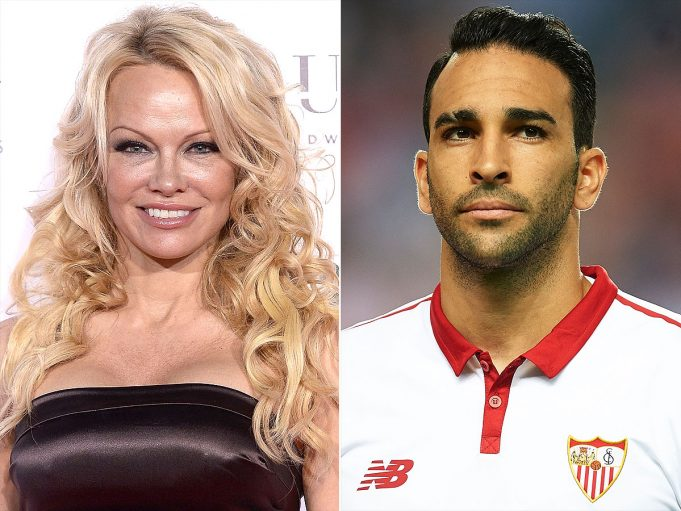 """Adil Rami Responds To Pamela Anderson's """"Monster"""" Allegations"""