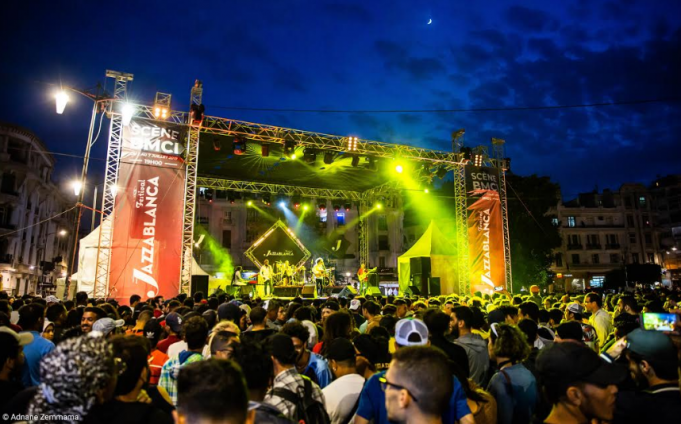 79,000 Music Lovers Attend 'Jazzablanca' 2019