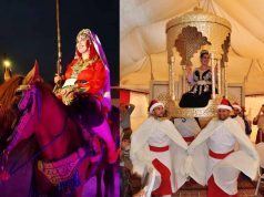 A Moroccan Wedding Fairy Tales Do Come True