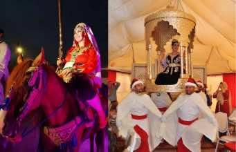 A Moroccan Wedding Fairy Tales Do Come True
