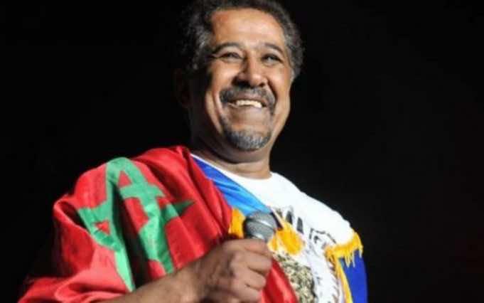 Algeria's Khaled Faces Backlash for Singing for Morocco's Atlas Lions