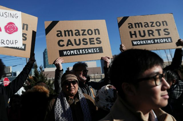 Rabat Call Center Worker: 'Amazon is a Murderer That Must be Stopped'