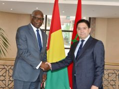 Bourita Calls Guinea 'Exceptional Friend' of Morocco, Thanks Country for Support on Western Sahara