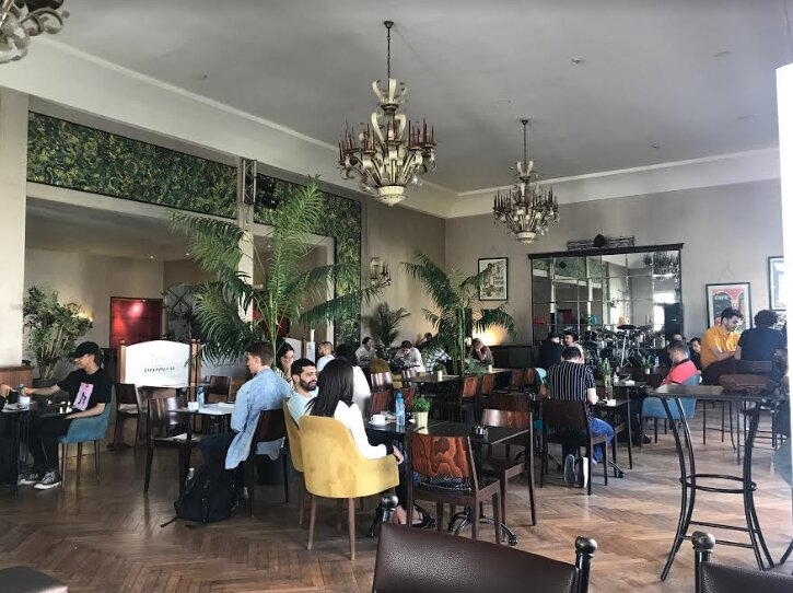 Modernizing Morocco's Cafe Culture: The Changing Face of a Social Space