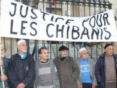 Chibanis in France