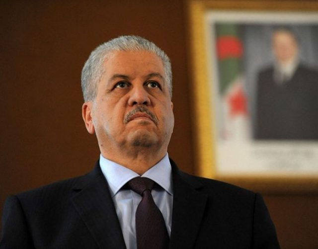 Court Orders Temporary Detention of Former Algerian PM Abdelmalek Sellal