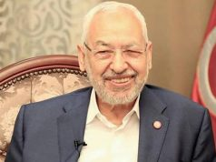 Ennahda Party Leader Ghannouchi to Stand for Tunisian Parliament Polls