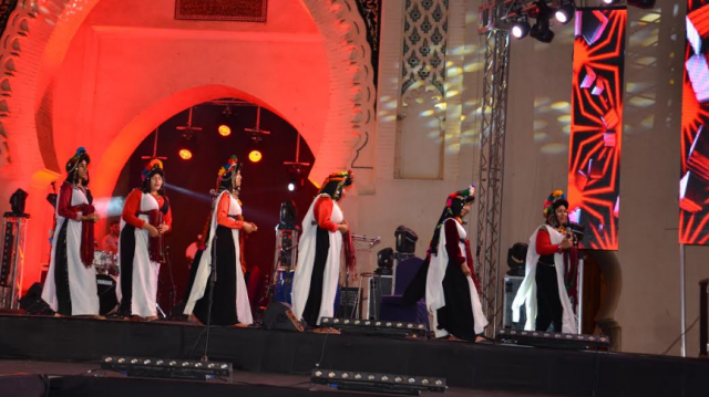 Fez Celebrates its 15th International Festival of Amazigh Culture