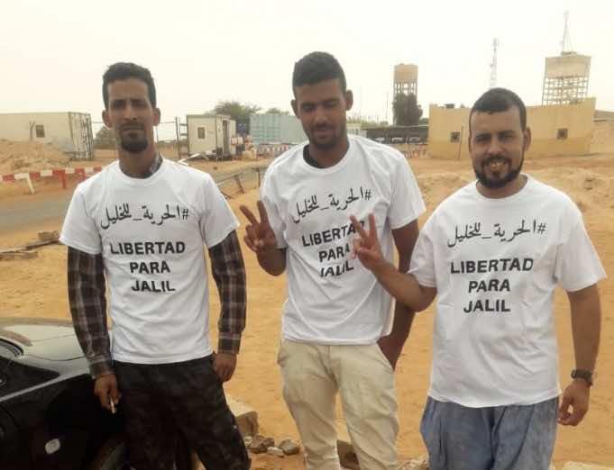 Freedom for Khalil