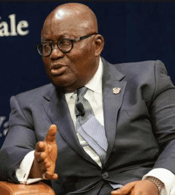 Ghana's Nana Akufo-Addo, Europe impoverishes Africa, Must Change