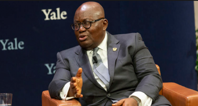 Ghana's Nana Akufo-Addo, Europe impoverishes Africa, Must Change