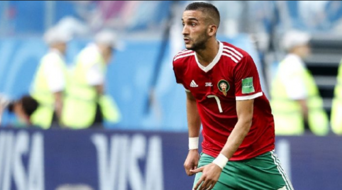 Hakim Ziyech Apologizes to Morocco's Minister of Sports