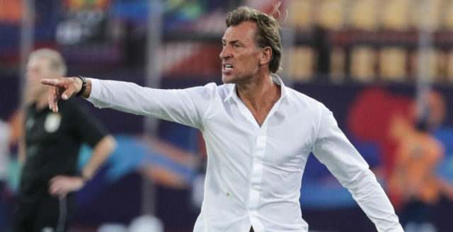 Herve Renard Denies Rumors of New Coaching Position with African Team