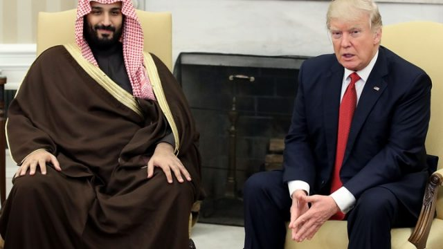 In Another Rebuke to Trump, US House Votes to Block Saudi Arms Sales