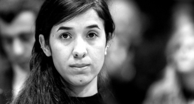 'They Gave you the Nobel for What?' Trump Asks Yazidi Activist Nadia Murad