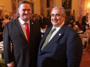 Israel and Bahrain Foreign Ministers Hold First Public Meeting in US
