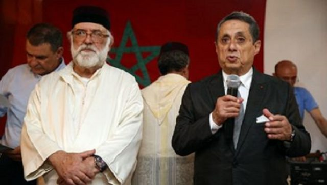Jewish Community of Fez, Oujda and Sefrou Celebrate Throne Day