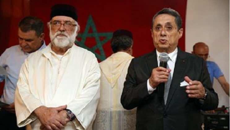 Jewish Community of Fez, Oujda and Sefrou Celebrate Throne Day