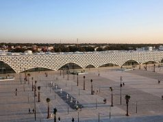 Kenitra Train Station Wins International Architecture Prize