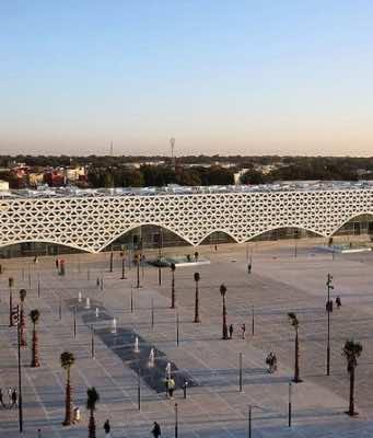 Kenitra Train Station Wins International Architecture Prize