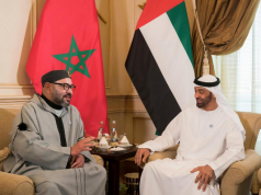 King Mohammed VI, Abu Dhabi Crown Prince Discuss Latest Regional Developments