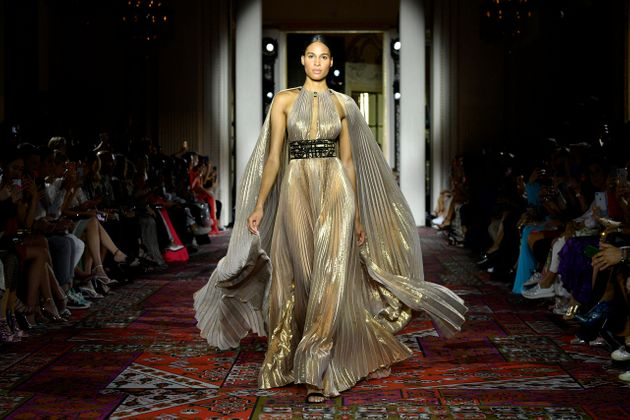 Lebanese Designer Zuhair Murad Releases Morocco Inspired Collection