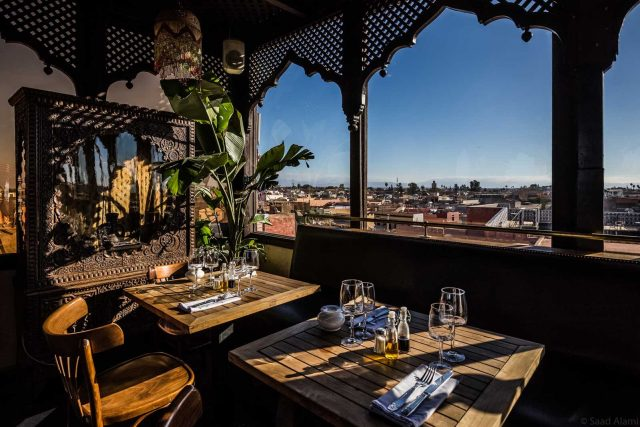 """Marrakech's """"Le Salama"""" Restaurant Under Fire for Turning Away Moroccans"""