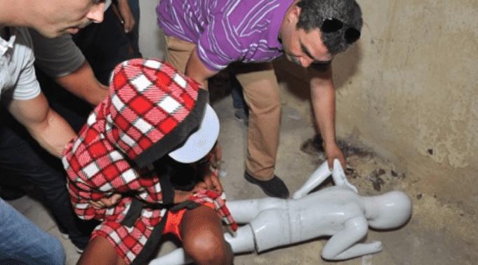 Meknes Child-Killer Reconstructs the Crime Scene