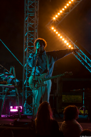 'We love Morocco': British Electro Group Metronomy Lights Up Jazzablanca