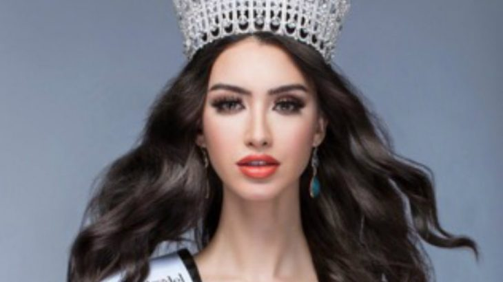 Winner of Miss Arab Next Top Model: 'I'm Lucky to Be Moroccan'
