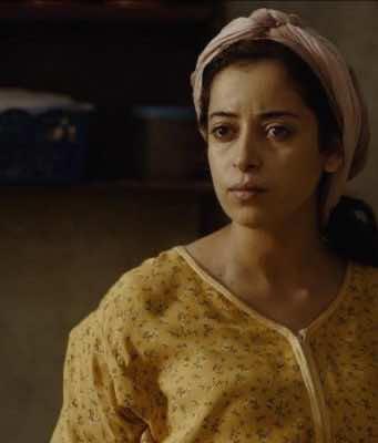 Moroccan Actress Nisrin Erradi Wins Best Actress Award in South Africa