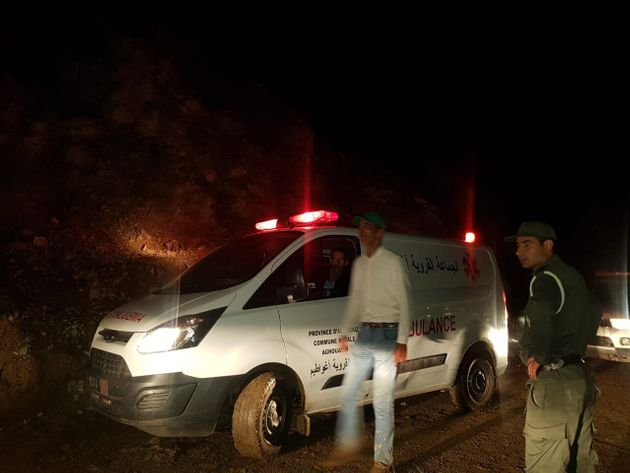 Moroccan Government Reports 15 Fatalities in El Haouz Landslide