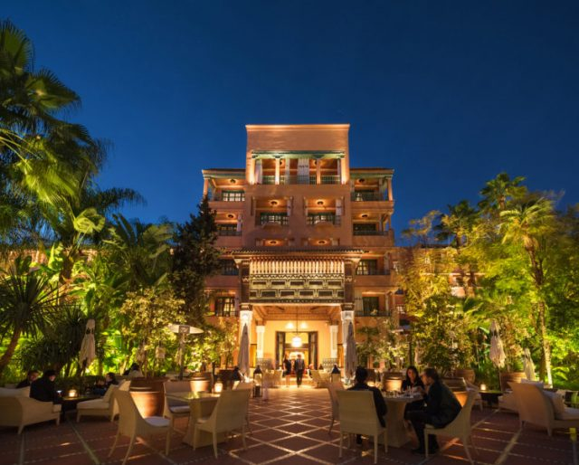 Moroccan Government to Sell Hotel Mamounia in Marrakech