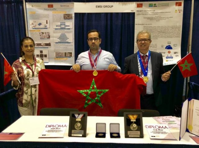 Moroccan Inventors Excel at Silicon Valley International Invention Exhibition