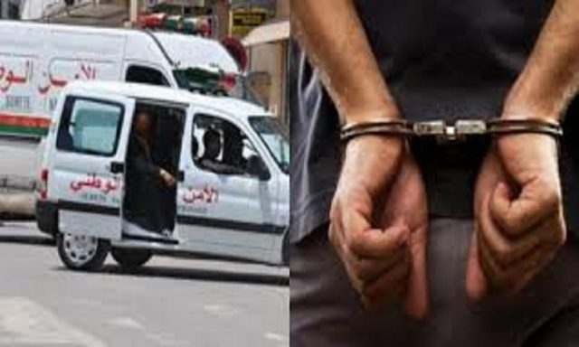 Moroccan Police Arrest Gang Member for Violent Robbery