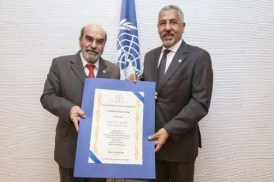 Moroccan agronomist Abdelouahab Zaid. Ph. DR