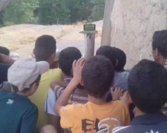 Morocco's Benatia Helps Impoverished Village Boys Watch CAN Matches