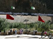 Video: Moroccans and Algerians Celebrate Algeria's Afcon Victory at Border