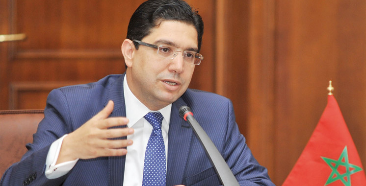 Moroccan FM Says African Sustainable Development Requires Strong South-South Cooperation, Food Security