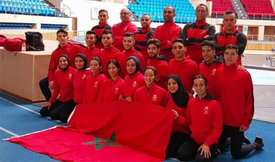 Morocco Wins African Karate Championship