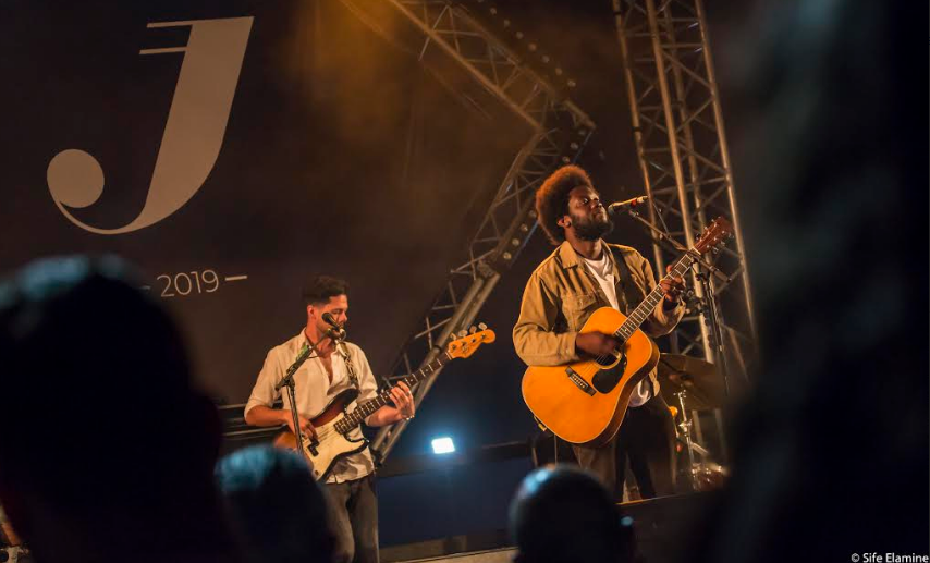 Music Lovers Attend Jazzablanca in 2019